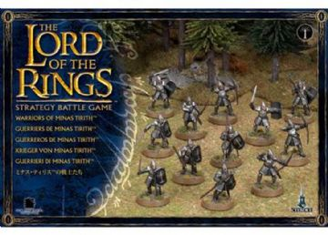 Games Workshop Warhammer The Lord Of The Rings Warriors of Minas Tirith